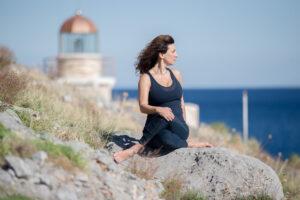 wellness retreat Greece Kathy Casa Yoga Dynamis